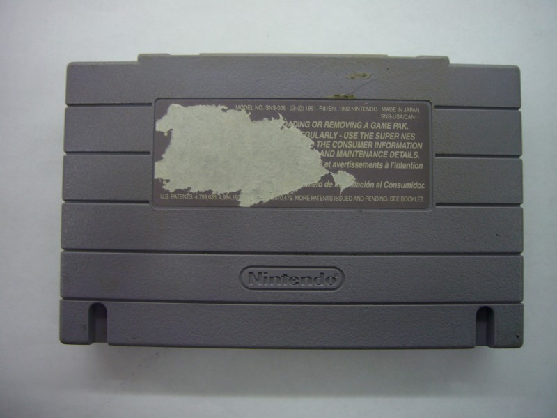 NINTENDO Nintendo SNES SIDE POCKET *CARTRIDGE ONLY*