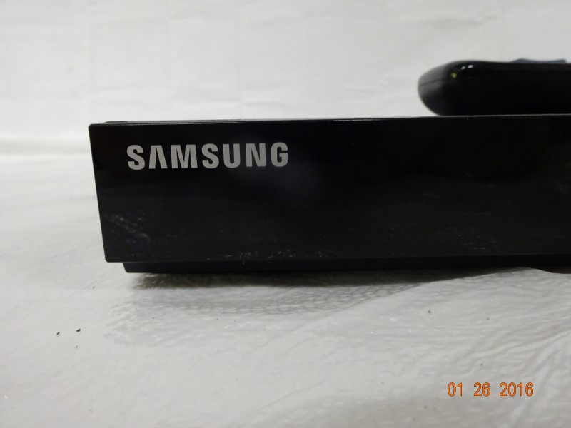 SAMSUNG DVD Player BD-C5500