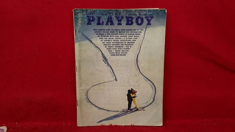 PLAYBOY Magazine NOVEMBER 1969