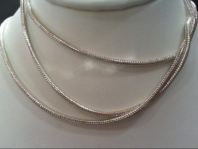 Silver Snake Chain 925 Silver 14g