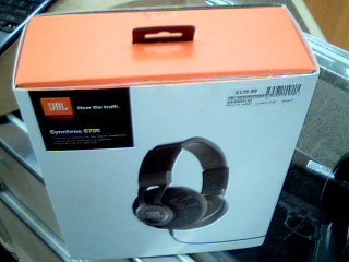 JBL Headphones SYNCHROS S700