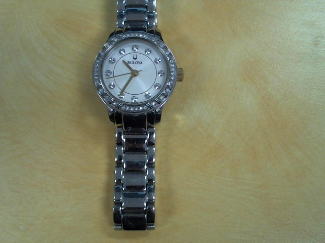BULOVA Lady's Wristwatch C9691202