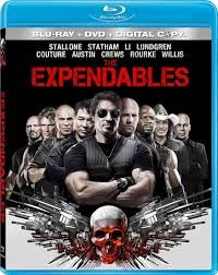 BLU-RAY MOVIE Blu-Ray THE EXPENDABLES