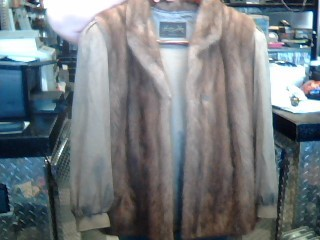 SPECTOR FURS Clothing FUR COAT