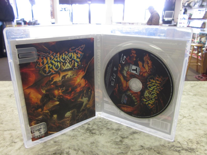 SONY DRAGON'S CROWN PS3