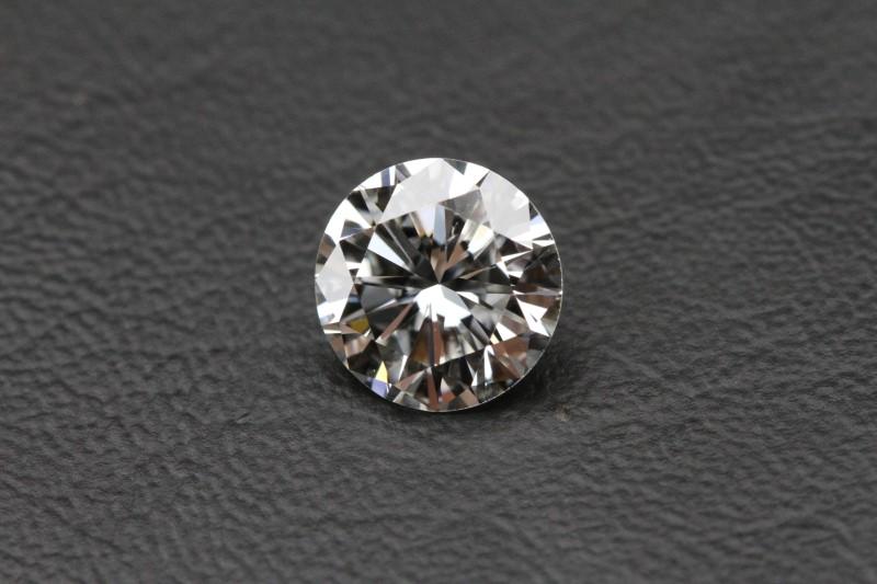 1.38CT ROUND DIAMOND GIA G-SI1