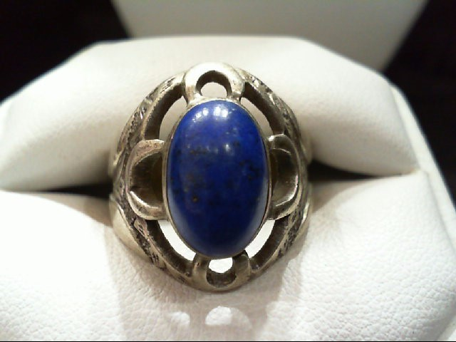 Gent's Silver Ring 925 Silver 10.1g