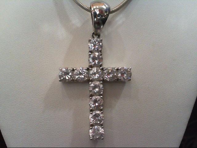 Silver Pendant 925 Silver 27.9g