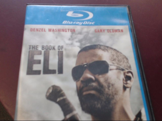 BLU-RAY THE BOOK OF ELI