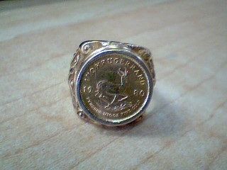 Gent's Gold Ring 10K Yellow Gold 11.6g Size:10
