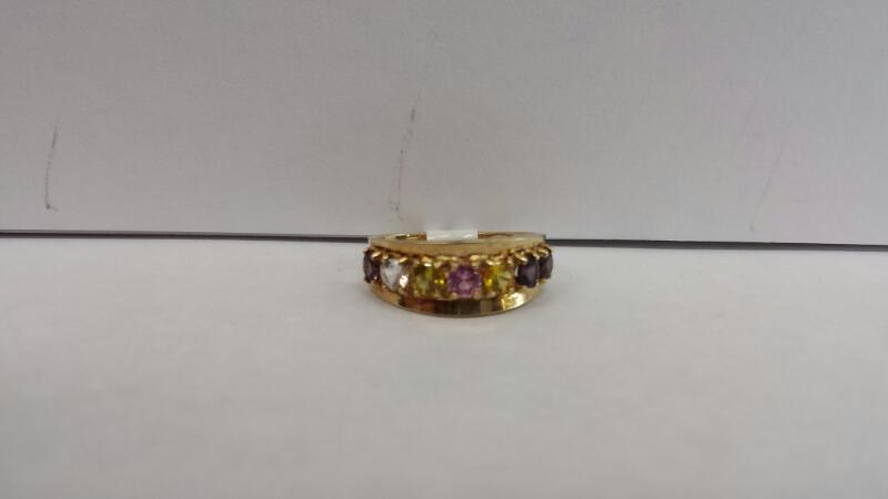 "10k Yellow Gold ""Mother's Ring"""