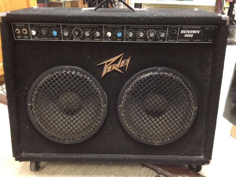 PEAVEY Electric Guitar Amp RENOWN 400