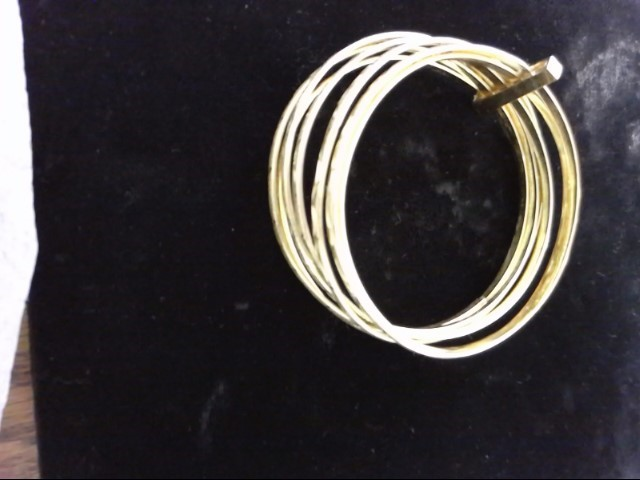 Gold Bracelet 14K Yellow Gold 63.2g