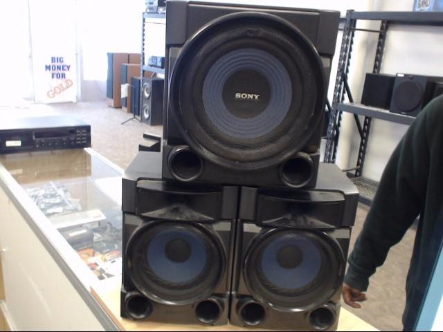 SONY Speakers/Subwoofer SS-EC709IP