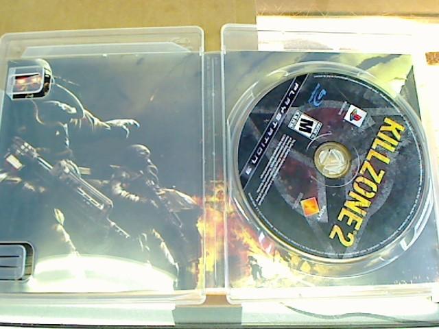 PS3 - KILLZONE 2