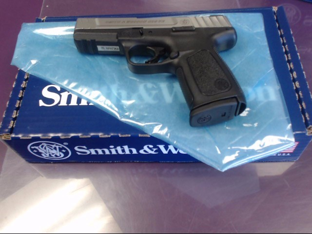 Smith & Wesson - SD9 VE - 9MM