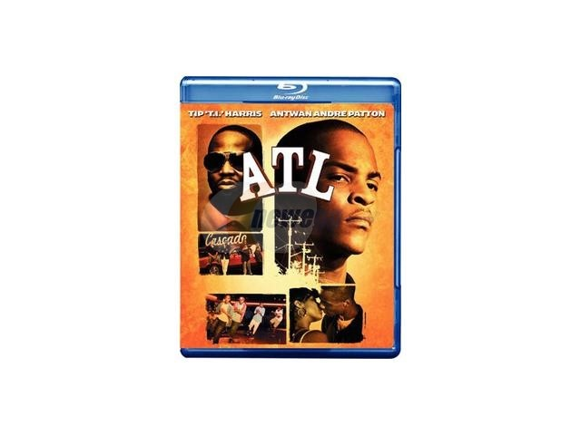 BLU-RAY MOVIE Blu-Ray ATL