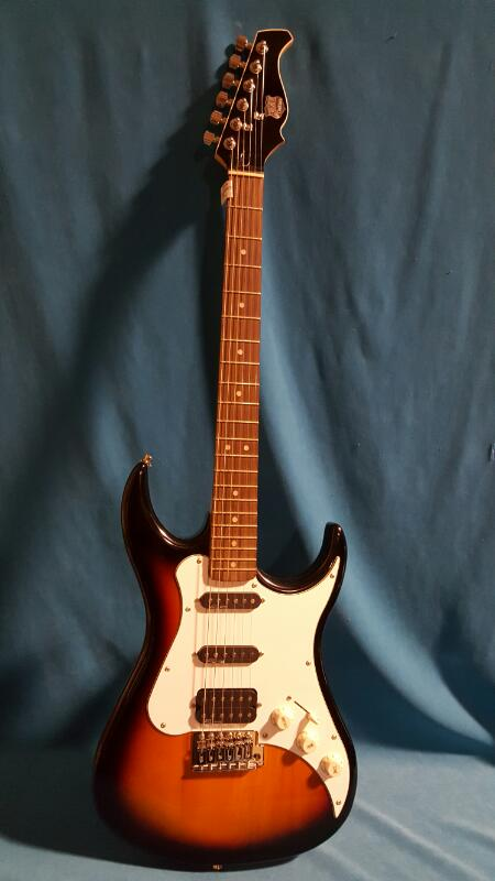 AXL GUITARS Electric Guitar ELEC GUITAR