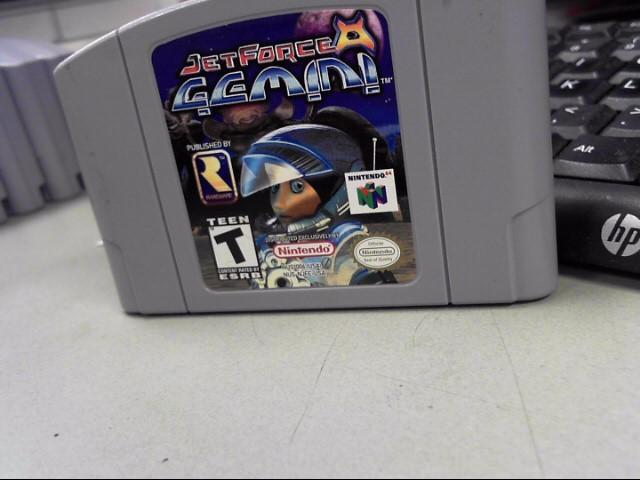 NINTENDO Nintendo 64 Game JET FORCE GEMINI