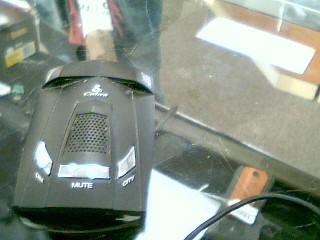 COBRA ELECTRONICS Radar & Laser Detector ESR 800