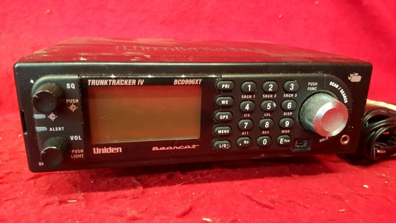 Uniden Digital Mobile Scanner (AS IS ) - Read Description