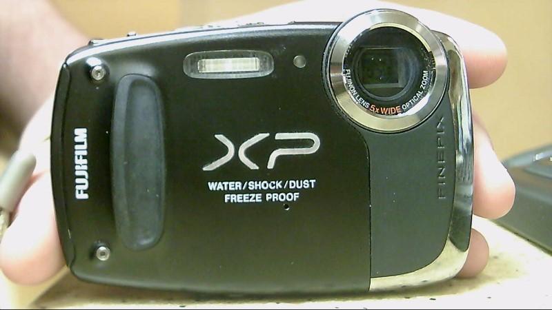 AS-IS FUJIFILM Digital Camera FINEPIX XP50 READ NOTES