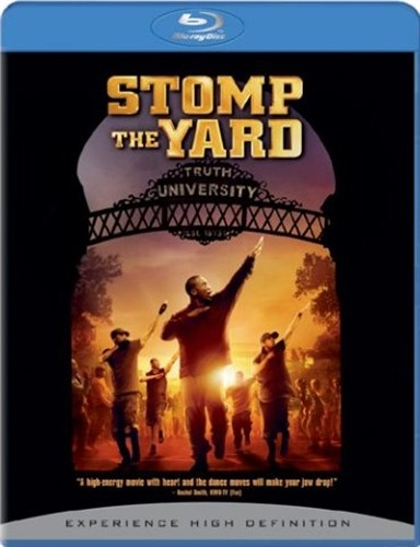 BLU-RAY MOVIE Blu-Ray STOMP THE YARD
