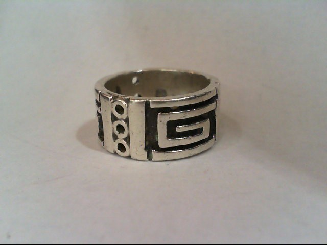 Gent's Silver Wedding Band 925 Silver 11.7g