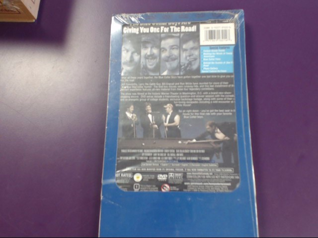 DVD MOVIE BLUE COLLAR COMEDY TOUR ONE FOR THE ROAD