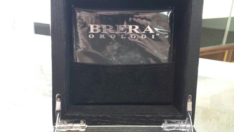 Brera Orologi Classico BRCLC46 Stainless Steel Watch