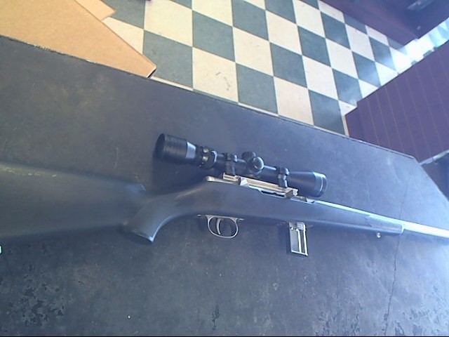 AMT Rifle .22 MAGNUM HUNTER