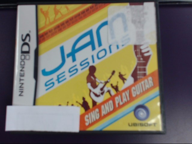 NINTENDO DS JAM SESSIONS