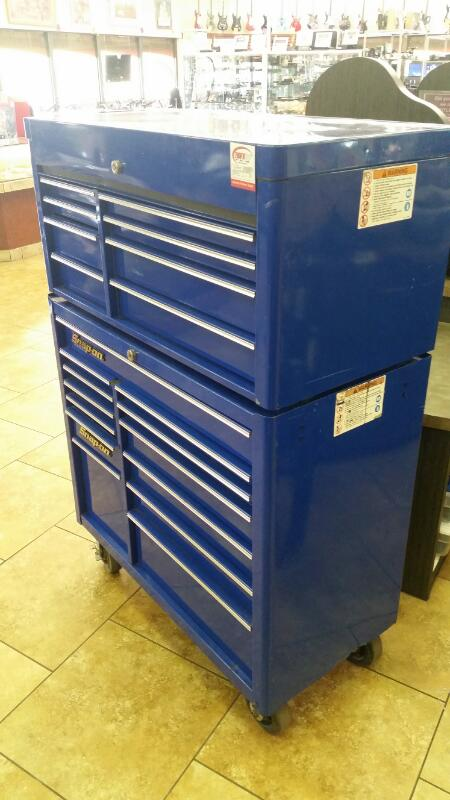 SNAP ON Tool Box KRA4813D