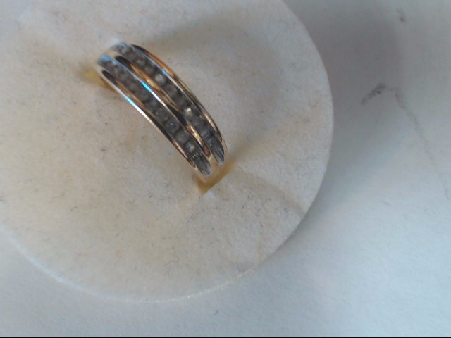 ANNIVERSARY RING JEWELRY, 10KT,