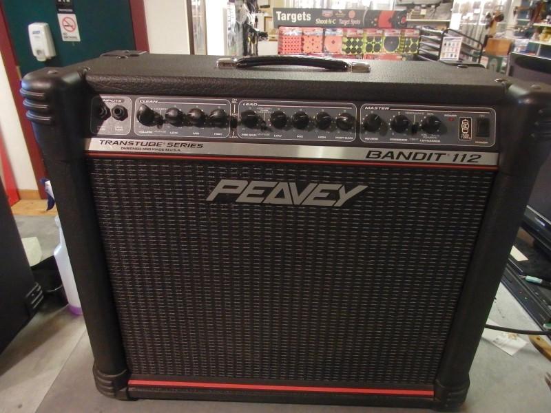 PEAVEY Electric Guitar Amp TRANSTUBE 112 BANDIT
