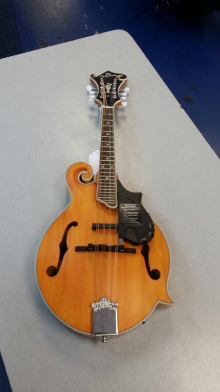 EPIPHONE Mandolin MM-50E/VN