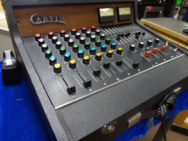 CARVIN Mixer S600