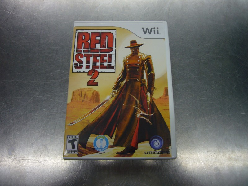NINTENDO Wii Game RED STEEL 2
