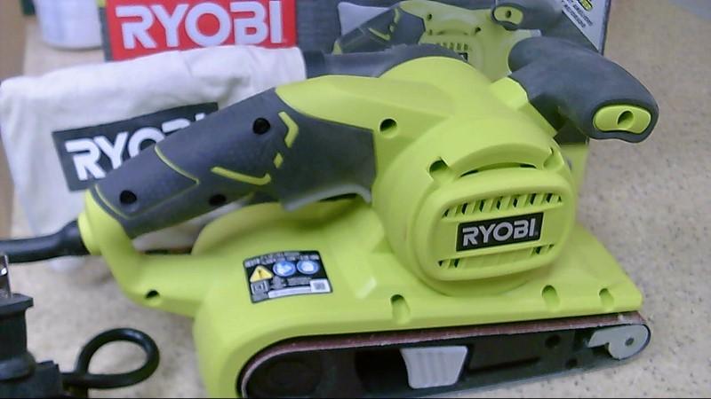"Ryobi 6 Amp 3"" x 18"" Belt Sander BE319"