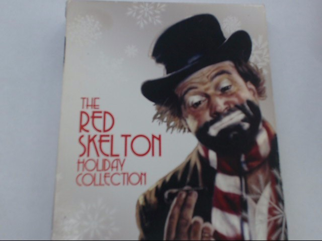 DVD BOX SET RED SKELTON HOLIDAY COLLECTION