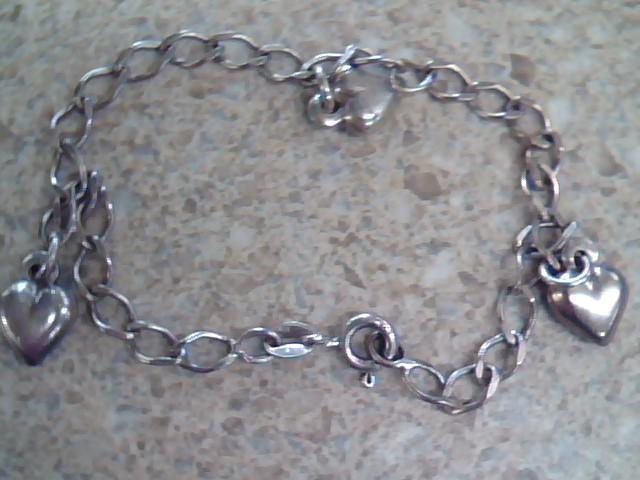 Silver Bracelet 925 Silver 4.8g