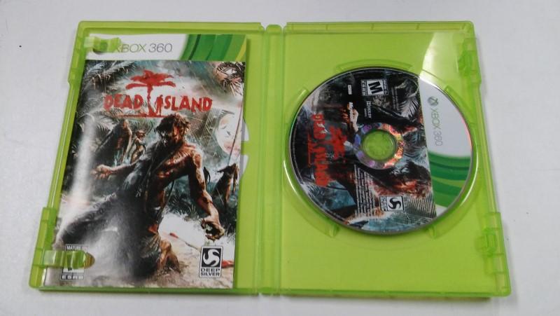 MICROSOFT XBOX 360 DEAD ISLAND