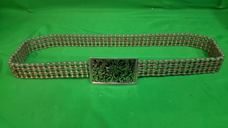 Vintage Motorcycle Primary Chain Belt