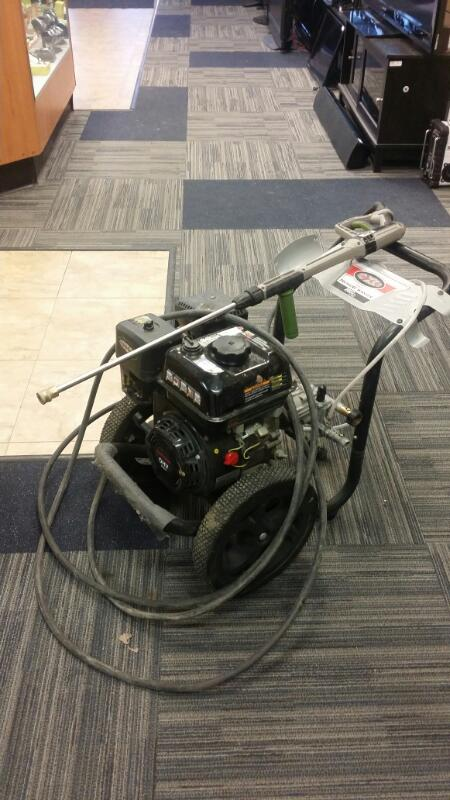 SIMPSON Pressure Washer MS60753