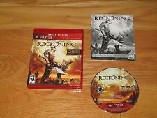 SONY PS3 KINGDOMS OF AMALUR RECKONING