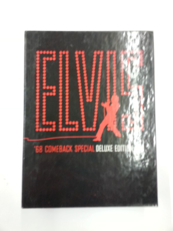 Elvis - '68 Comeback Special Deluxe Edition DVD