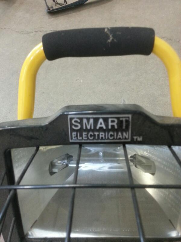 SMART ELECTRICIAN Miscellaneous Appliances WORK LIGHT