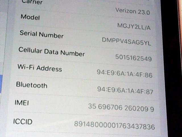 APPLE Tablet IPAD AIR MGJY2LL/A