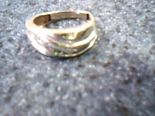 Gent's Gold-Diamond Wedding Band 5 Diamonds .50 Carat T.W. 14K Yellow Gold 3.5g
