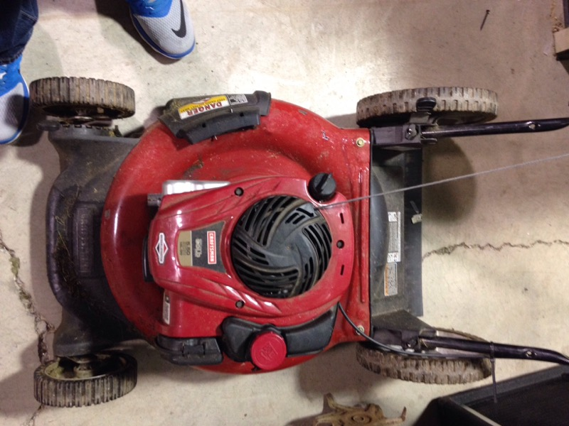 CRAFTSMAN Lawn Mower 247.370100